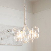The Original Medium Bubble Chandelier by PELLE by PELLEshop