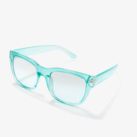 F9685 Transparent Sunglasses