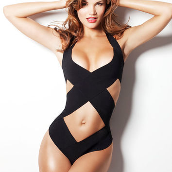 TOP selling swimsuit as seen in GQ, one piece, swimwear, bathing suit