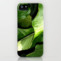 Shadow Play iPhone Case by Rosie Brown | Society6
