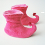 Pink Fairy Princess Slippers