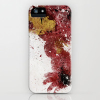 Iron Man iPhone Case by Melissa Smith | Society6