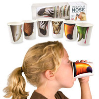pick your nose cups