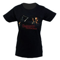 Supernatural Driver Picks the Music Women's Fitted T-shirt: WBshop.com - The Official Online Store of Warner Bros. Studios