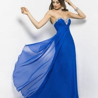 Sexy Long Formal Evening Prom Dress Ball Party Bridal Gown Pageant Dress Custom
