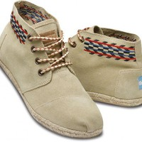 Sand Alarco Women&#x27;s Desert Boots | TOMS.com