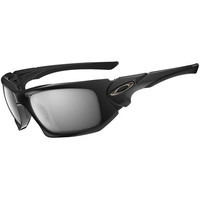 OAKLEY? Scalpel Black Polarized Lens