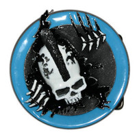 The Germs Mohawk Buckle W/ Bottle Opener  - Lucky 13