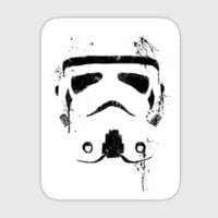 Stormtrooper Star Wars sticker by purplecactusdesign on Etsy