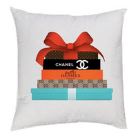 Fashion gift box  Pillow