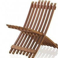 Wine Barrel Stave Chair - VivaTerra