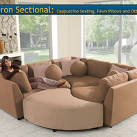 Four Piece Sectional Puz...
