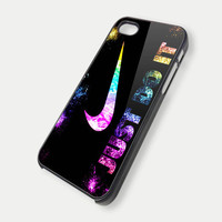 just do itjust do it nike TM00- iPhone 5 Case - iPhone 4 / 4S Case
