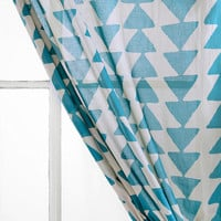 Magical Thinking Triangle Chain Curtain