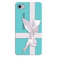Amazon.com: Apple Iphone 4 Hard Case Tiffany Blue Box Bow-knot: Everything Else