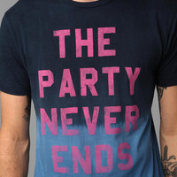 Urban Outfitters - Party Never Ends Tee
