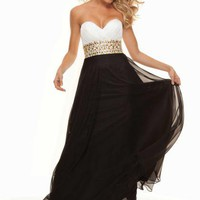 Mori Lee Dress 93030 at Peaches Boutique