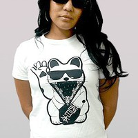 theWest Cat tee : Mixerfriendly : Karmaloop.com - Global Concrete Culture