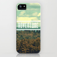 Adventure iPhone Case by Rachel Burbee | Society6