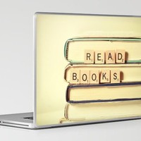 Read Books Laptop & iPad Skin by Joy StClaire | Society6