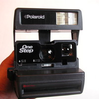 POLAROID ONE STEP INSTAN...