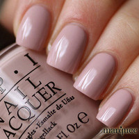 OPI Nail Polish (G20-My Every First Knockwurst) NEW Germany Collection 2012