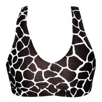 Walmart: Funkadelic Giraffe Sports Bra