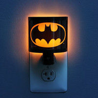 ThinkGeek :: Batman Night Light