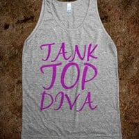 TANK TOP DIVA - Cash Cow