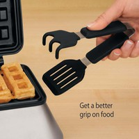 GripEz® Grab & Lift Tongs - Kitchen Helpers - Gadgets - Miles Kimball