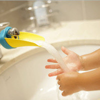 Bathroom Faucet Extender / Children Faucet Extension