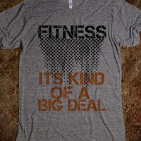 Big Deal - Workout Shirts