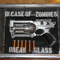 In Case of Zombies Break Glass