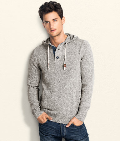 Hooded Sweater - from H&amp;M