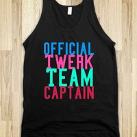 official twerk team captain - Keep Calm & Be a Mermaid