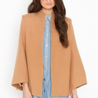 Pretty Ones Cape in  What's New at Nasty Gal