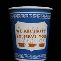 ::NY Iconic Coffee Cup : Homepage