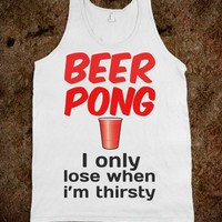 Beer Pong - Jordan Designs
