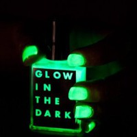 Amazon.com: American Apparel Glow in the Dark Nail Polish -Neptune: Clothing