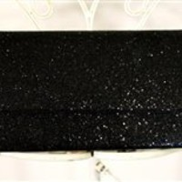 Lailori Evening Clutch in Black