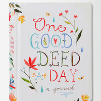 Urban Outfitters - One Good Deed A Day Journal