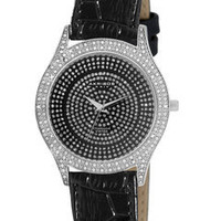 ideeli | AKRIBOS Ladies Brilliance Watch