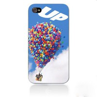 Movie Theme Collection iPhone 4/4S Case - UP Balloon
