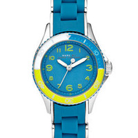 ideeli | MARC BY MARC JACOBS Ladies Rock Silicone Watch