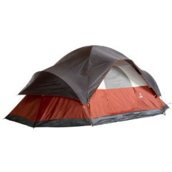 Amazon.com: Coleman Red Canyon 17-Foot by 10-Foot 8-Person Modified Dome Tent: Sports & Outdoors