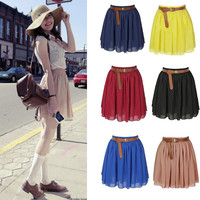 2012 Retro high waist pl...