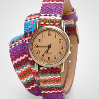 Stitch Wrapped Chichi Watch