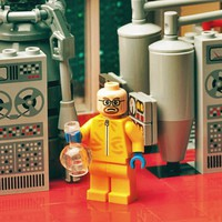 Breaking Bad LEGO Minifig by Citizen Brick - $18