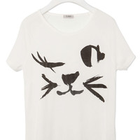 PRINT TOP - T-SHIRTS AND TOPS - WOMAN -  United Kingdom