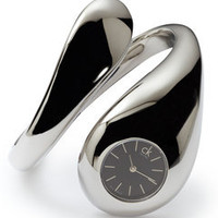 ideeli | CALVIN KLEIN Ladies Hypnotic Bangle Watch